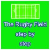 Rugby field step by step video