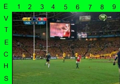 Image of goal kicker