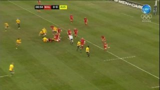 Welsh player passes
